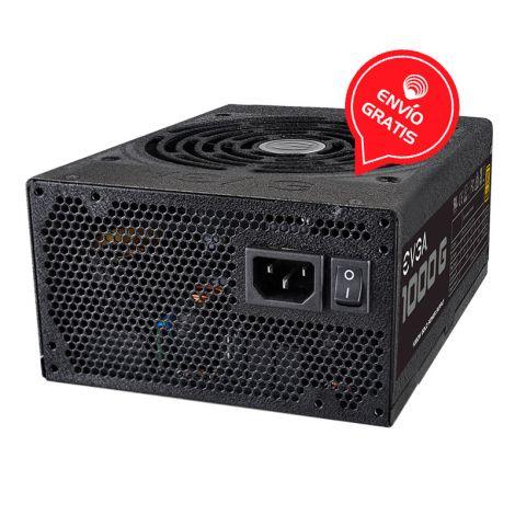 EVGA 1000W SuperNOVA 80 Plus Gold Modular 120-G1-1000-VR Fuente de Poder Gratis