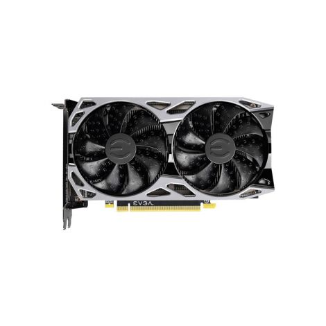 EVGA GTX 1660 Ti 6GB SC ULTRA GAMING 6GB 06G-P4-1667-KR Tarjeta de Video frontal