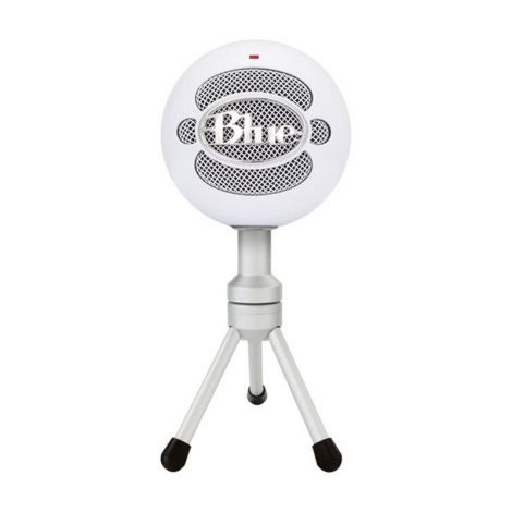 BLUE Snowball Ice Blanco usb Streaming 988-000070 Micrófono FRONTAL