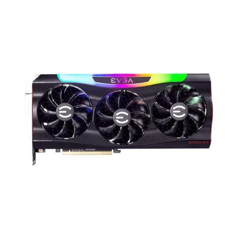 EVGA RTX 3090 FTW3 ULTRA GAMING 24GB 3 Fan 24G-P5-3987-KR RGB Tarjeta de Video frontal