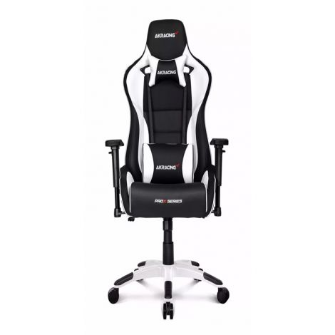 AKRACING Prox Sweries Blanca AK-PROX-WT Silla Gamer frontal