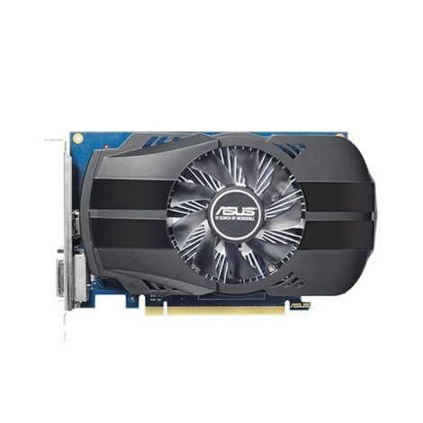 Asus GeForce GT 1030 2GB OC Phoenix PH-GT1030-O2G Tarjeta de Video FRONTAL