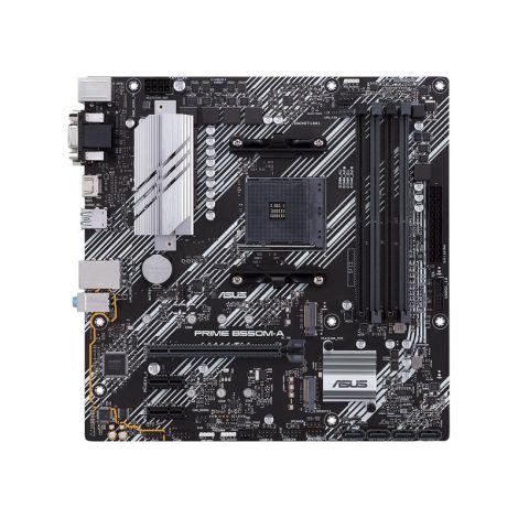 ASUS B550M-A/CSM PRIME AM4 AMD 128GB Matx Board frontal