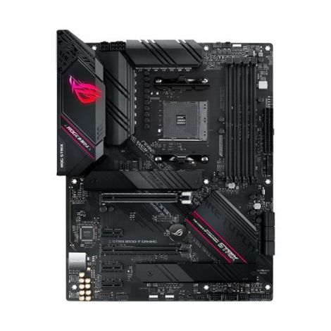 ASUS B550-F ROG STRIX AM4 AMD 128GB ATX RGB Board frontal
