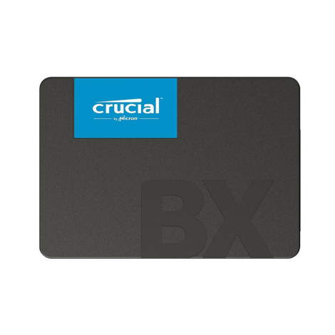 Crucial BX 500 240GB SATA III 2.5¨Disco Solido CT240BX500SSD1 frontal