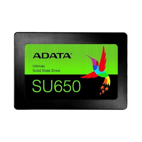 Adata SU650 120GB SATA III ASU650SS-120GT-R Disco Solido FRONTAL