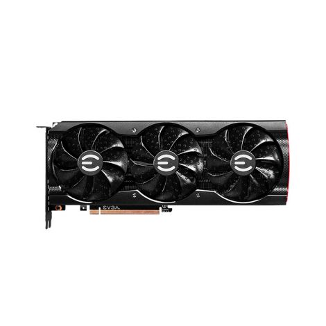 EVGA RTX 3070 XC3 BLACK GAMING 8GB 3 Fan ARGB 08G-P5-3751-KR Tarjeta de Video frontal