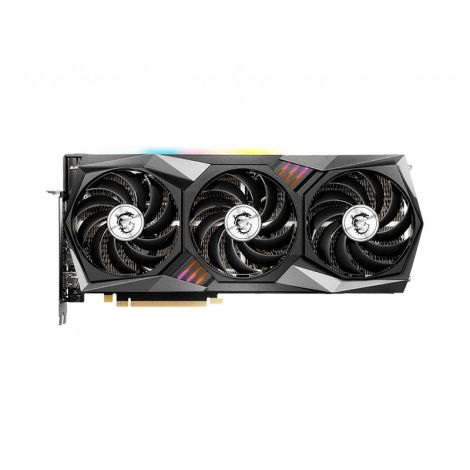 MSI RTX 3070 GAMING X TRIO 8GB 3 Fan RGB Tarjeta de Video frontal