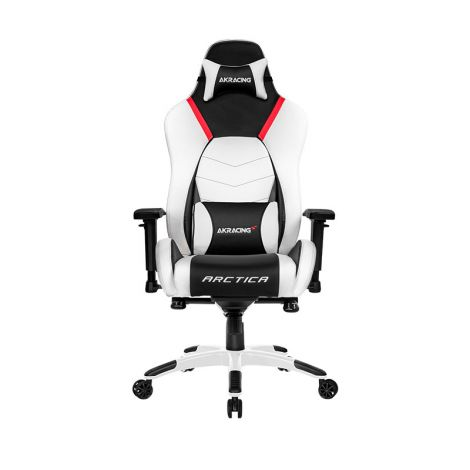 AKRACING Artica blanca Silla Gamer frontal
