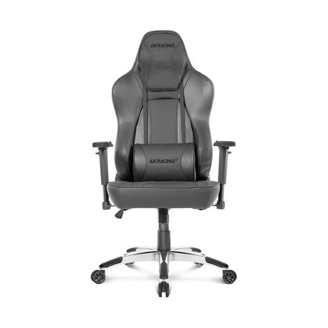 AKRACING OFFICE SERIES OBSIDIAN Negro AK-OBSIDIAN Silla frontal