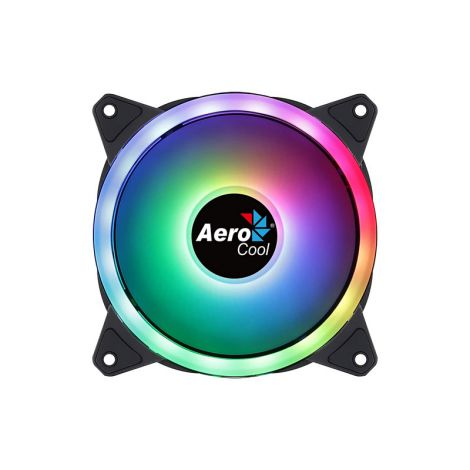 AEROCOOL DUO 12 ARGB 120mm Ventilador frontal