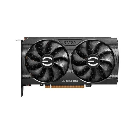 EVGA RTX 3060 XC Gaming 12GB Dual Fan 12G-P5-3657-KR Tarjeta de Video frontal