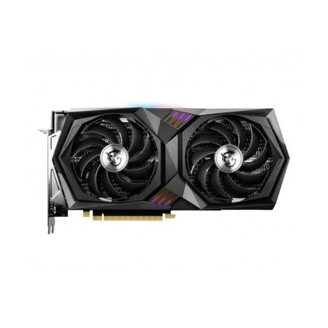 MSI RTX 3060 GAMING X 12GB Dual Fan RGB Tarjeta de Video frontal