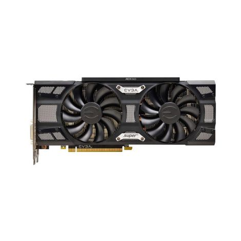 EVGA RTX 2060 SUPER 8GB SC BLACK GAMING Dual Fan RGB 08G-P4-3062-KR Tarjeta de Video