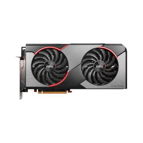 MSI Radeon RX 5500 XT GAMING X 8GB RGB Dual Fan Tarjeta de Video frontal