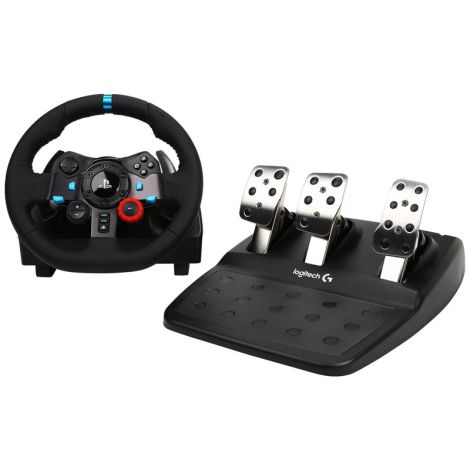 Logitech G29 Driving Force Wheel 941-000110 Timon frontal