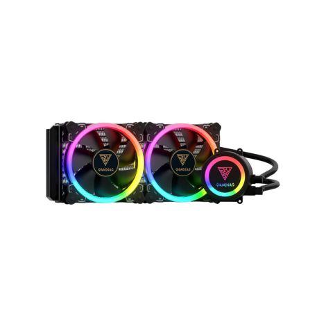 GAMDIAS CHOINE M1A 240R 240mm RGB Refrigeración Liquida frontal