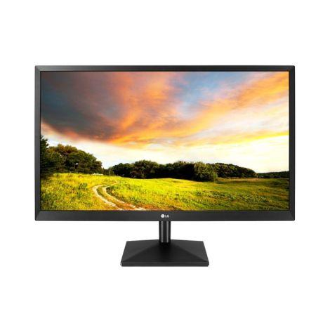 LG 27 27MK400H-B FHD TN HDMI D-Sub 75Hz 2ms Monitor frontal