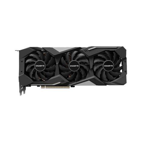Gigabyte Radeon RX 5700 OC 8GB Windforce RGB GV-R57GAMING OC-8GD Tarjeta de Video frontal