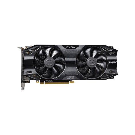 EVGA GeForce RTX 2070 SUPER KO GAMING 8GB Dual Fan 08G-P4-2072-KR Tarjeta de Video frontal