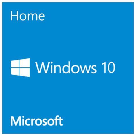 Microsoft Windows 10 Hogar 64 Bits KW9-00142 Licencia KW9-00142 frontal