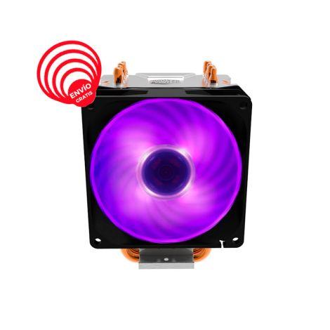 COOLER MASTER H410R RGB 1*92mm RR-H410-20PC-R1 Disipador frontal