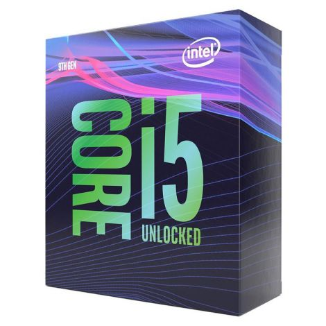 Intel Core I5 9600K Procesador Empaque