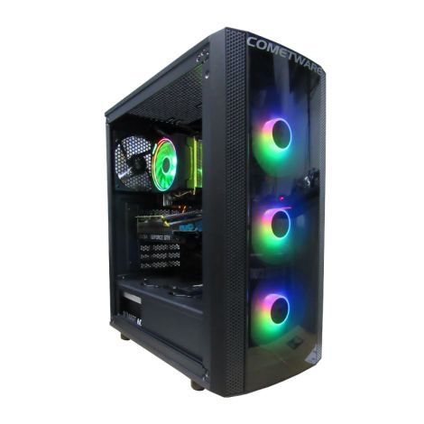 Workstation ENSOR Quilla WSXE3106BOC621 Xeón 3106 1.7GHz 64GB DDR4 1TB + M.2 250GB RTX 2080 Ti 11GB