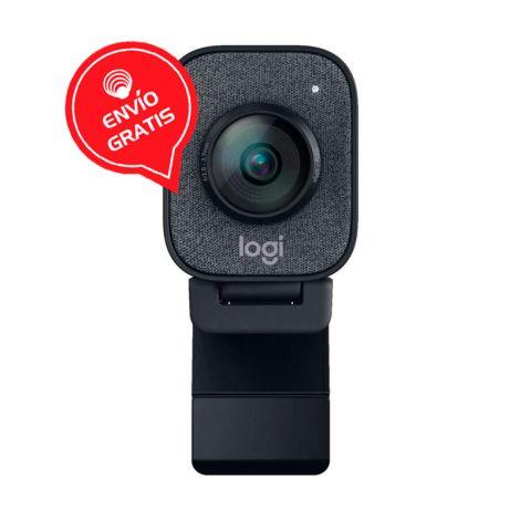 Logitech STREAMCAM PLUS 960-001280 Cámara Web Gratis