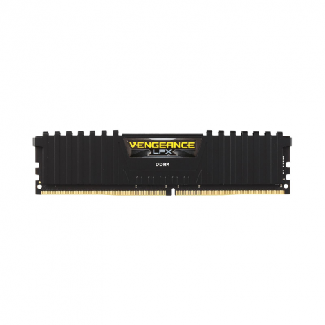 Corsair Vengeance LPX 8GB DDR4 3000MHz CMK8GX4M1D3000 Negra Memoria  Memoria frontal