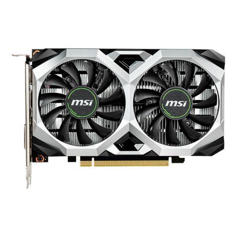 MSI GTX 1650 VENTUS XS 4GB DUAL FAN  Tarjeta Grafica