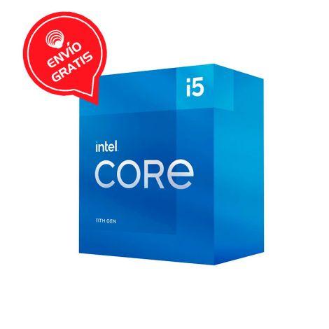 Intel Core i5-11400 2.6 GHz (4.4 GHz Turbo)  6 Core UHD Graphics 730 BX8070811400 Rocket Lake Procesador Diagonal