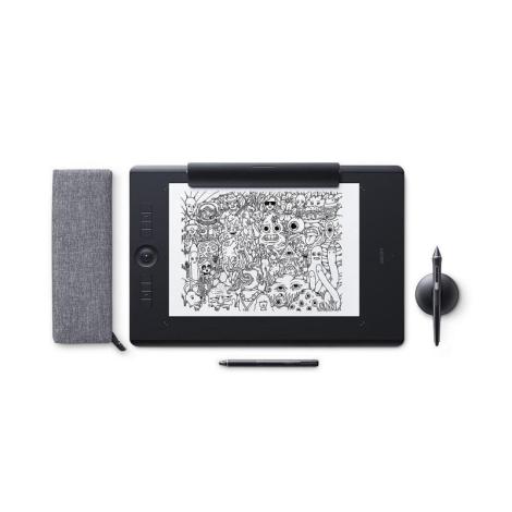Wacom Intuos Pro Paper Edition Grande PTH860P Tabla Digitalizadora frontal