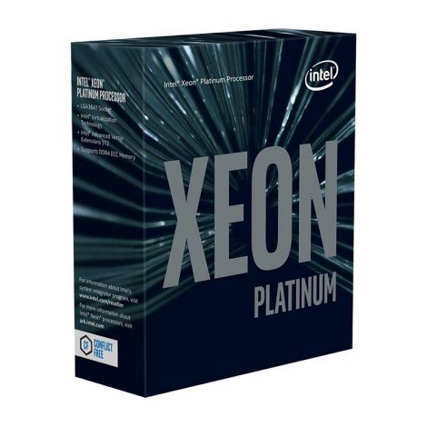 Intel Xeón Platinum 8164 26 Core 2.0 GHz Procesador