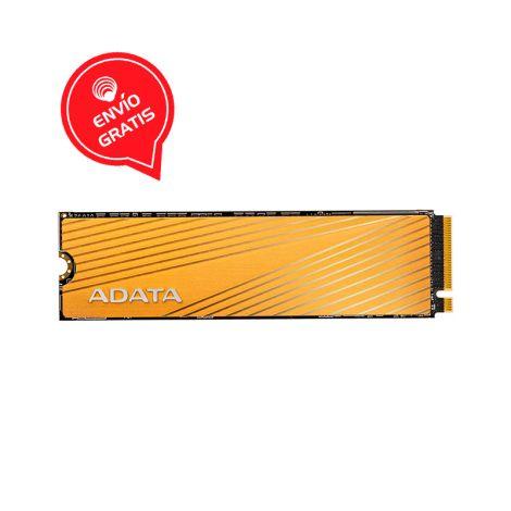 ADATA 512GB FALCON M.2 NVMe PCIE 3.0 x4 AFALCON-512G-C Disco Solido Gratis