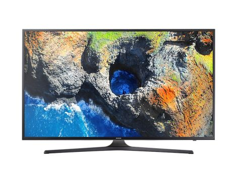 "SAMSUNG 50"" AU7000 Crystal UHD 4K Smart Televisor FRONTAL"