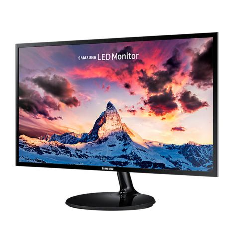 Samsung 27 LS27F350FHLXZL HDMI PLS 4ms Full HD Monitor