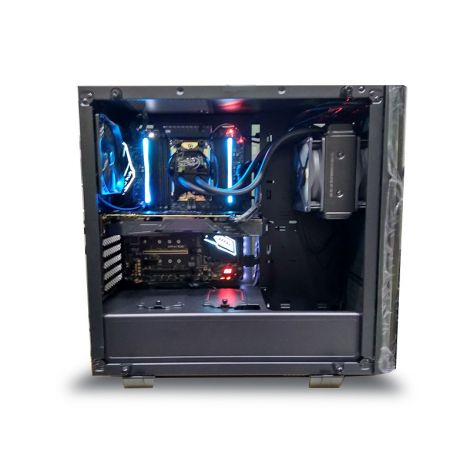 ENSOR Helix WSTR2950XMX399 Threadripper 2950X 3.5GHz 32GB DDR4 1TB + SSD M.2 240GB Quadro P2000 5GB