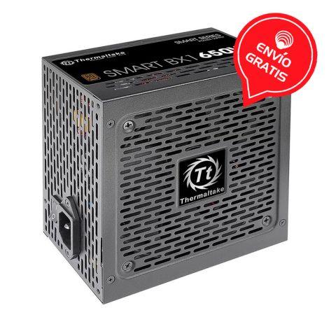 THERMALTAKE SMART BX1 650W 80 PLUS BRONCE PS-SPD-0650NNFABU-1 Fuente de Poder Gratis