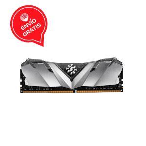 ADATA XPG MEMORIA 16GB 3200MHZ GAMMIX D30 AX4U3200716G16A-SB30 negra Memoria RAM Gratis
