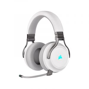 CORSAIR VIRTUOSO WIRELESS WHITE -CA-9011186-NA- Audifonos Gamer DIAGONAL