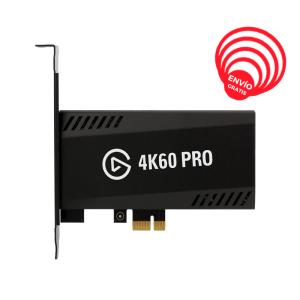 ELGATO 4K 60 PRO MK2 - 4K60 HDR10 GAME Capturadora de Video frontal