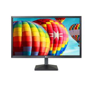 LG 21.5 22MN430H-B FHD IPS HDMI D-SUB 75Hz 5ms Monitor frontal