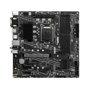 MSI B460M PRO-VDH WIFI BT INTEL 128GB Matx Board frontal