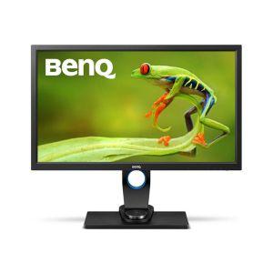 BENQ 27 SW2700PT QHD 2K IPS Adobe RGB 100% sRGB HDMI DVI DP 60Hz 5ms Monitor frontal