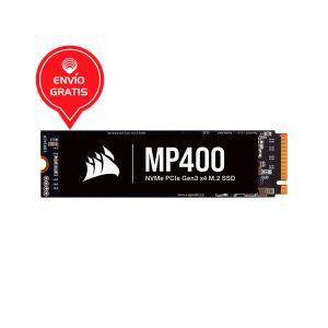 CORSAIR 1TB MP400 Nvme M.2 2280 PCIE 3.0 x4 CSSDF100GBMP400 Disco Solido FRONTAL