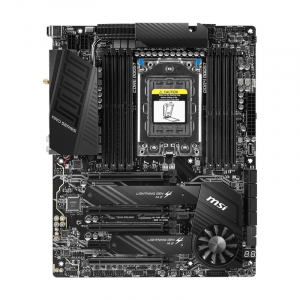 MSI TRX40 PRO WIFI sTRX4 AMD Atx Board FRONTAL