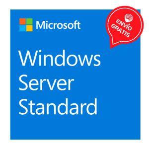 Microsoft Windows Server Standard 2019 64 BITS 16 CORE P73-07799  Licencia Gratis