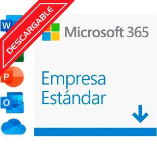 Microsoft Office 365 Empresa Estandar 1 año 2019 KLQ-00219 ESD Licencia