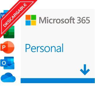 Microsoft Office 365 Personal 1 año 2019 QQ2-00008 ESD Licencia